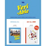VERIVERY - VERI-ABLE (Official Ver. / DIY Ver.)